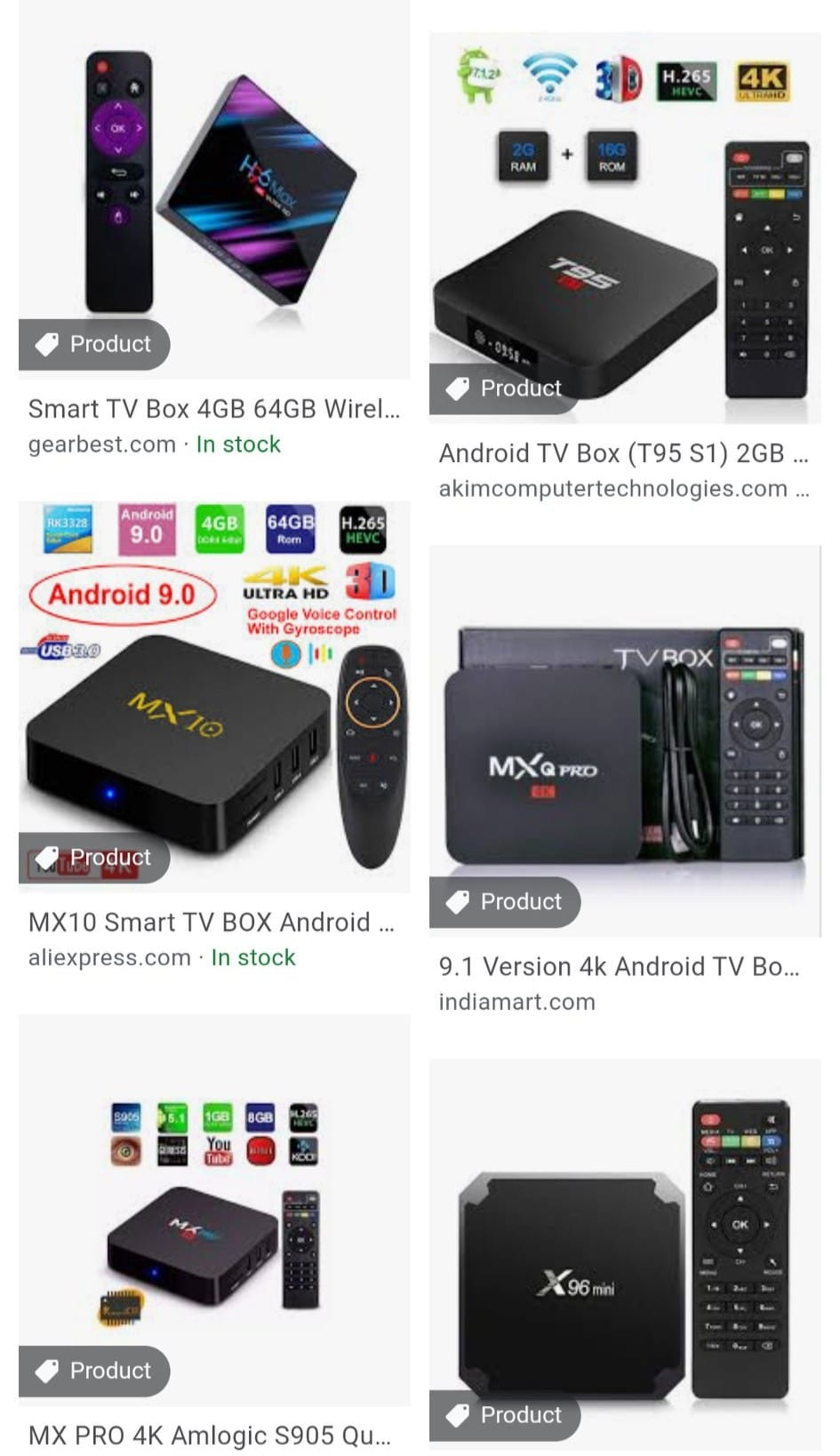افضل tv box و السعر و مكان الشراء